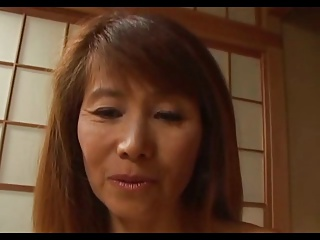 Slim Mature Japanese Enjoy Fellow-feeling a amour