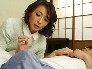 Hot japanese mother