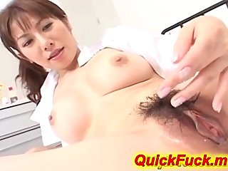 hot be enamoured of fucked by doctor