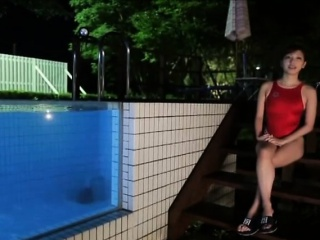 Miyuki in a swimsuit 1