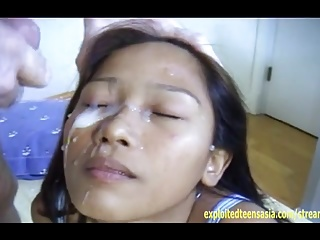 Jane Filipino Teen Amateur Has Natrually Bald Bulbous Pussy
