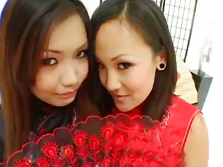 Asian Anal Lesbians