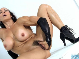 Denise Masino - Black, Wet and Ready Video - Cissified Bodybuilder
