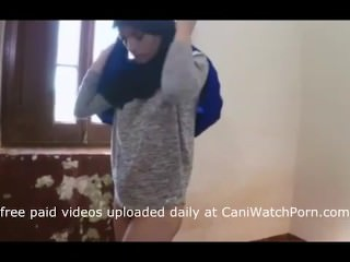 Cute Arab Keep alive Blowjob My Big Thick Cock Be fitting of Me Part I