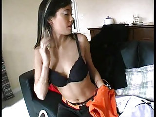 AMATEUR ASIAN Wench TEEN Coitus