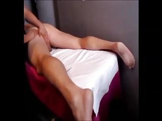 Pauper gets a filch massage