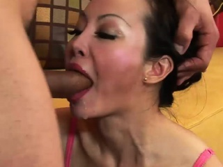 Lovely Eastern MILF has their way holes rammed