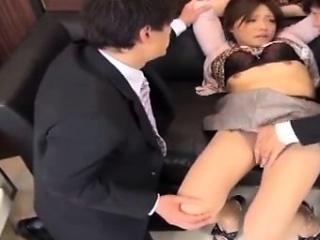 Japanese Wed Ayumu Pays Debt (MrBonham)