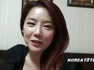 KOREA1818.COM - Hot Korean Girl Filmed for Copulation