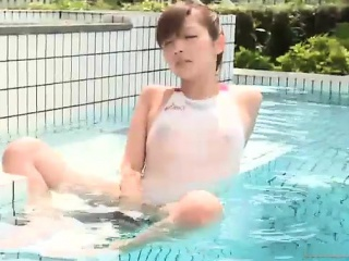 Miyuki up a swimsuit 5