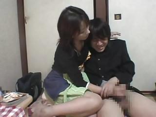 Japanese Handjob Punishment be fitting of Shoplifting