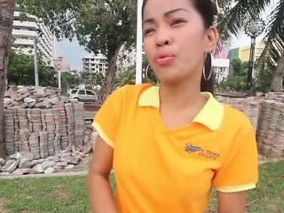 Thai sweetheart cannot enjoy herself without bushwa on every side frowardness