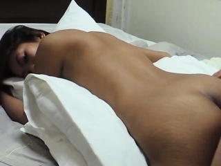 Oriental seductress gets her cave visited by a pecker