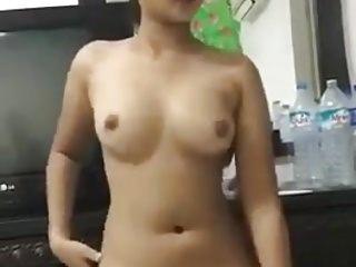 Indonesian Teen Stripper