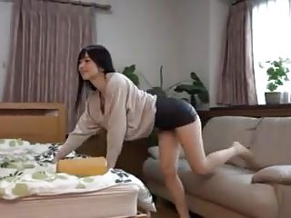 Japanese Pantyhose Mating
