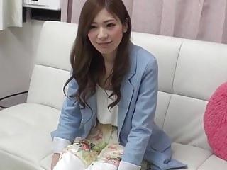 Skinny jap girl creampied