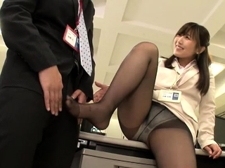 X-rated Asian naked foot fetish action Amateur from biz
