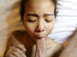 Wicked slut boasts of her sucking and ramrod riding skills