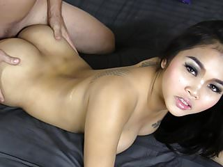 Young Thai �lite in the brush pie