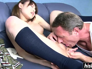 Cute Asian fucked involving hardcore fashion