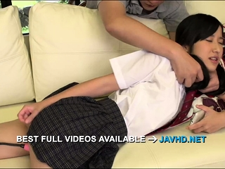 Suzu Ichinose perfect Japanese blow pursuit