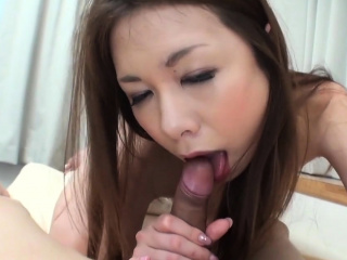 Asian babe got her hairy cunt fucked