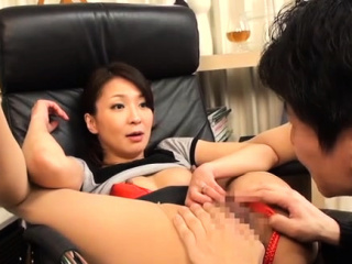 Shocking mature japanese bimbo in hardcore vulnerable cam
