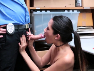 Cheerleader fucks in the first place bus and blonde gives blowjob