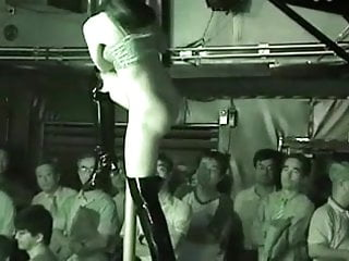 Japanese Troop Club Sex Show Part 2