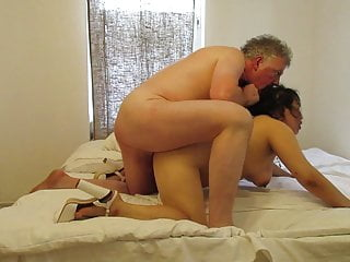 Thai BBW Mature British Bilge water Passionate Sexual congress