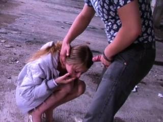 Mesmerizing teen Yulia Blondy gets uninhibited nana ride