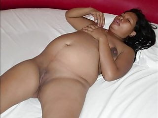 Fat pregnant asian Myle, enjoy good coitus at seven months