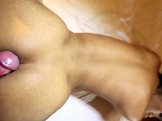Luxurious asian transexual Yammy blowing like a goddess