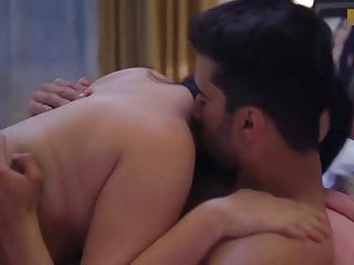 BF Fucks His GF and The brush Mother - indian Thong Series Sex Scene
