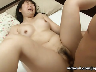 Tanned Japanese Teen Sucks Cock With an increment of Gets Creampie - JapanLust