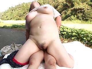 BBW Japanese - Cute Big Girl