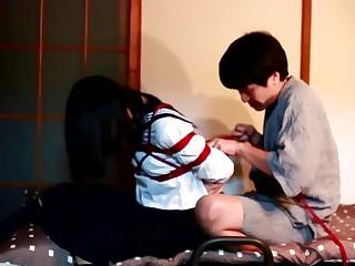 Japanese schoolgirl subjugation