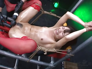 Japanese BDSM  Megumi