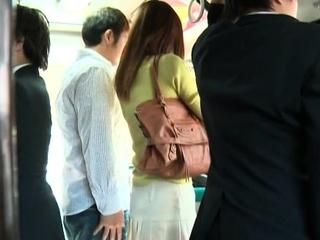 Sex-starved oriental Nono Mizusawa endures hard sex