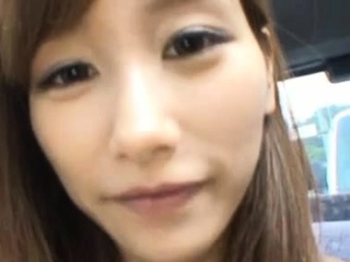 Marvelous beauty Chika Eiro who is often using a sexual congress toy