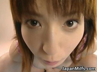 Extremely horny japanese MILFS sucking part6