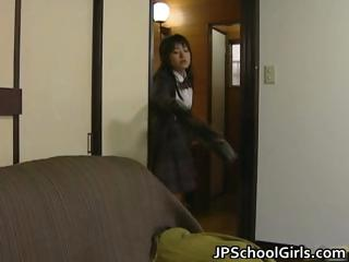 Super sexy japanese schoolgirls part5