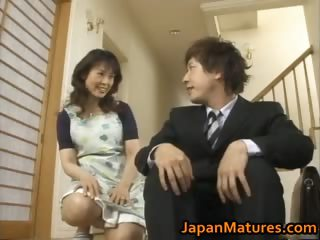 Hitomi Kurosaki grown-up Japanese woman part1
