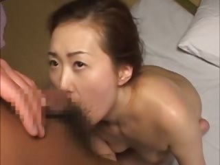Mature japanese gets pussy slammed