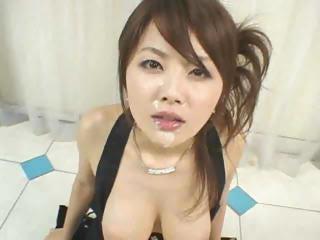 Yuka Haneda Bukkake