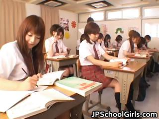 Beautiful Japanese Schoolgirls analytical part5